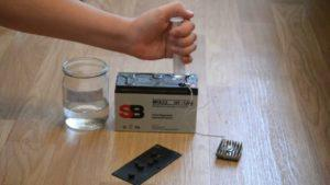 Как восстановить гелевый аккумулятор