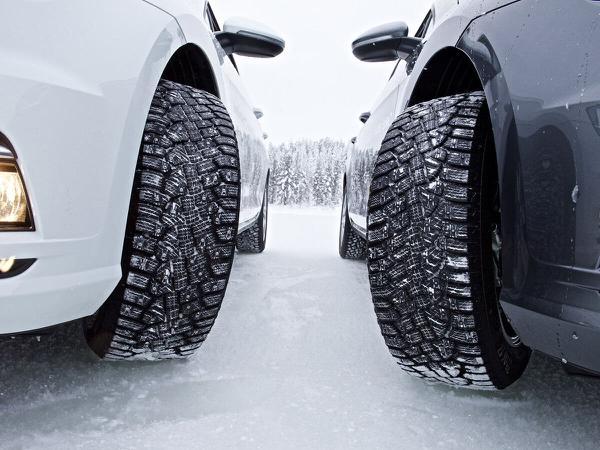 Глубина протектора на грузовом автомобиле