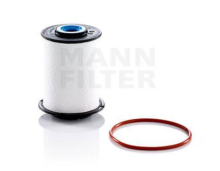 Топливный фильтр MANN-FILTER PU 7012 Z