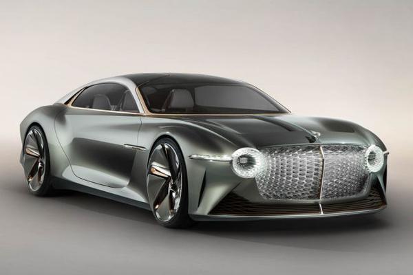 Bentley выпустит уникальный спорткар за 123 млн рублей 2
