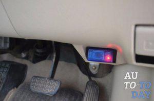 использование автосканера