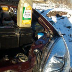 Какое масло нужно заливать в коробку передач