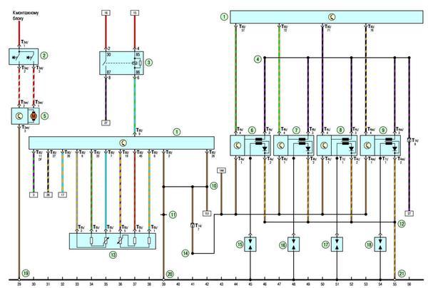 Система управления двигателем Поло Седан