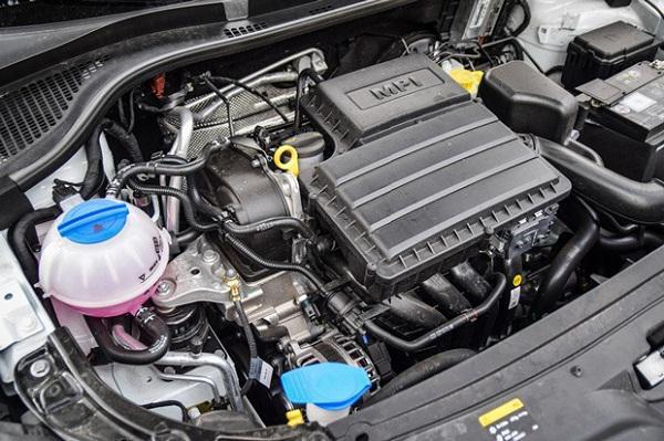 Skoda Rapid двигатель 1.6 MPI