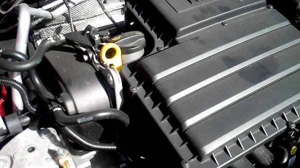 Skoda Rapid двигатель 1.4 Е211