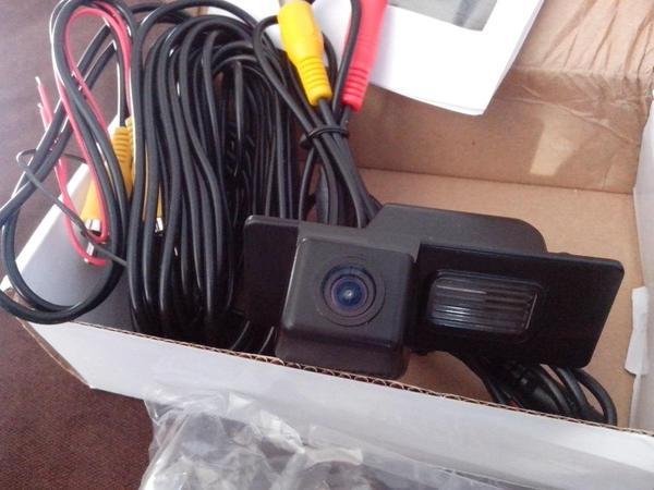 Распакованная камера