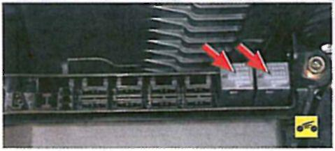 Замена реле, предохранителей и плавких вставок в монтажных блоках моторного отсека - Мицубиси Лансер 9 (Mitsubishi Lancer)