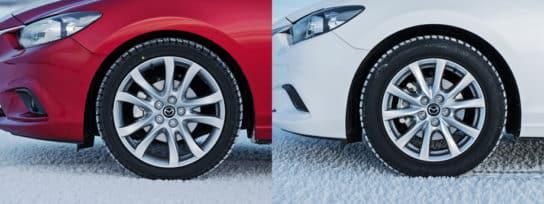 шины Mazda 6
