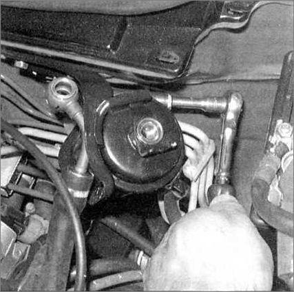 Топливный фильтр Хонда Цивик 4d: где находится, замена